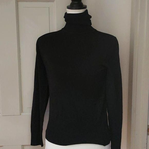 petite sweater. New with tags Joseph A qu/'est-ce que c/'est silk